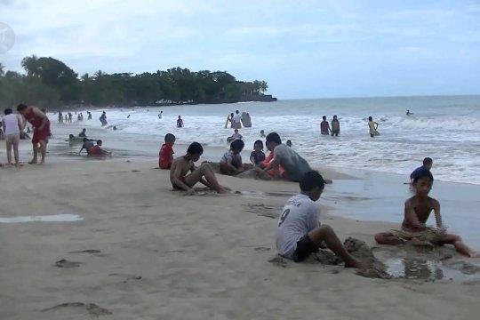 Tempat wisata pantai di Banten dibuka selama libur lebaran