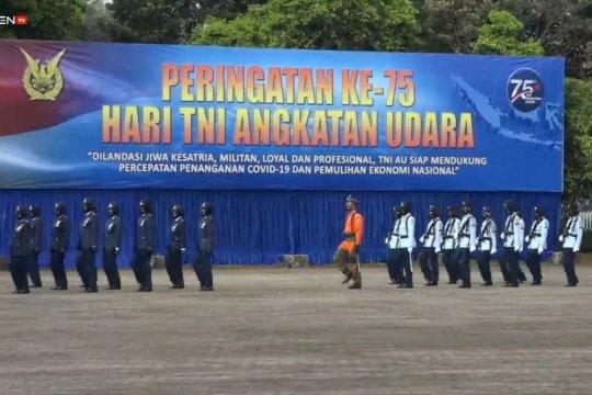 TNI AU inginkan transformasi kekuatan melalui SDM yang unggul