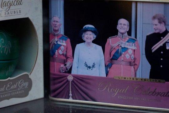 Windsor terbangun di pagi hari setelah berita kematian Pangeran Philip