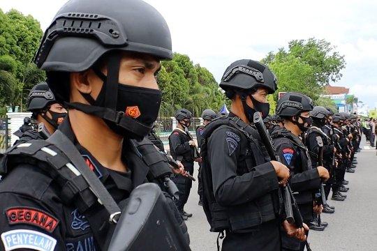 1.300 personel khusus siap amankan Kalbar antisipasi aksi teror