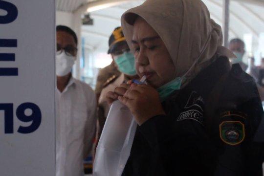 Bandara SMB II Palembang mulai gunakan GeNose C19