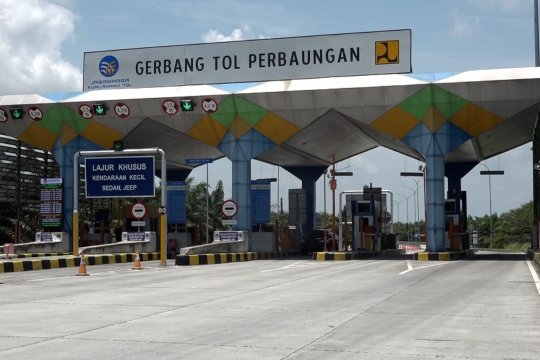 Jalan tol untuk dukung dukung pariwisata dan UMKM