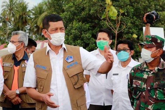 Kepala BNPB sebut mitigasi vegetasi solusi terbaik hadapi Tsunami