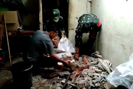Kepanikan dan kerusakan akibat gempa di Malang dan sekitarnya
