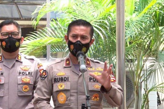 Polri tegaskan sanksi bagi masyarakat yang mudik Lebaran