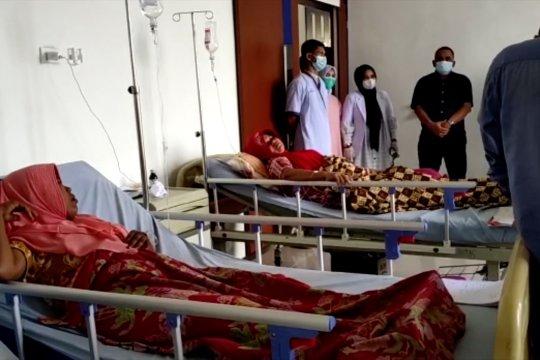 Warga keracunan, sumur gas PT Medco ditutup