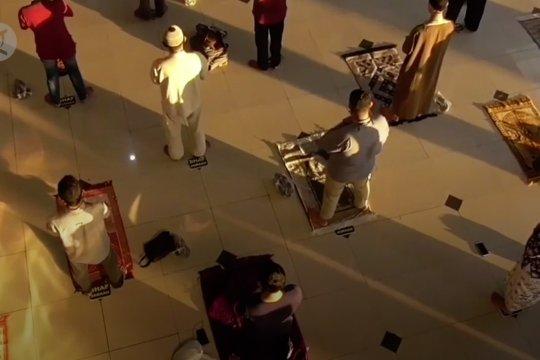 JK dukung shalat tarawih dan Idul Fitri di masjid