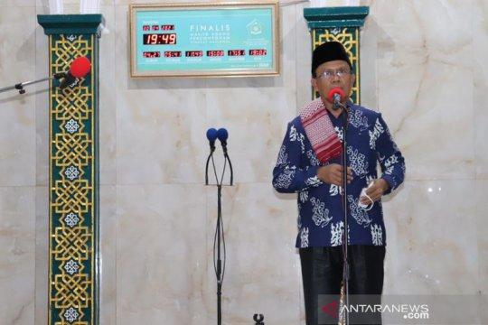 Pemprov Sulteng minta masyarakat tidak mudik jelang Idul Fitri