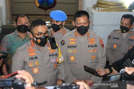 Kapolrestabes Surabaya: Lima oknum anggota ditangkap kasus narkoba