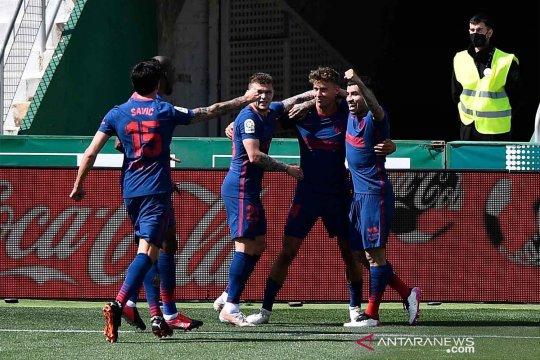 Liga Spanyol : Atletico tundukkan Elche 1-0