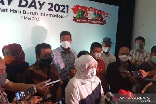 Menaker: May Day 2021 perayaan atas harapan