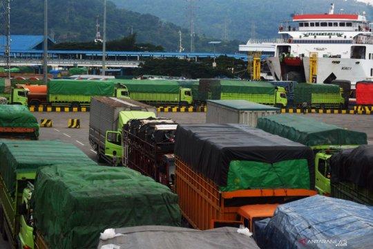 Layanan kendaraan logistik topang kinerja ASDP selama pandemi