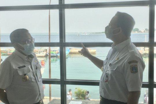 Pemprov DKI Jakarta genjot pelayanan air bersih di Kepulauan Seribu