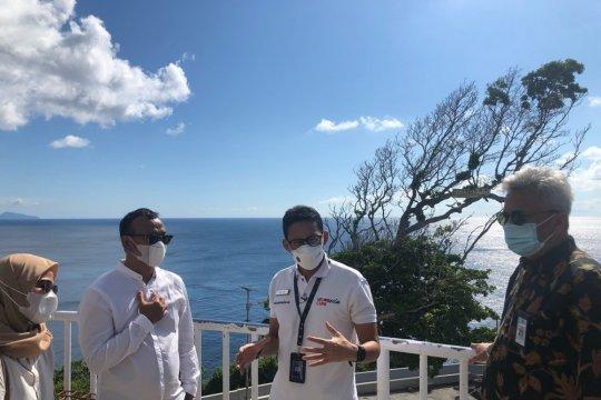 Sandiaga Uno-BPKS dorong investasi pariwisata Pulau Weh