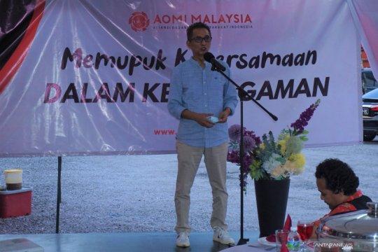 Dubes RI di Kuala Lumpur hadiri HUT AOMI