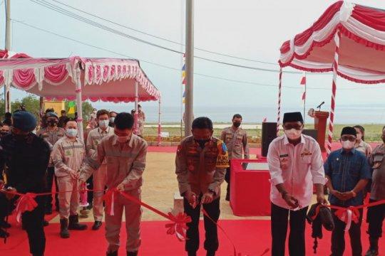 Mako Brimob Batalyon C Pelopor di Lelilef diresmikan