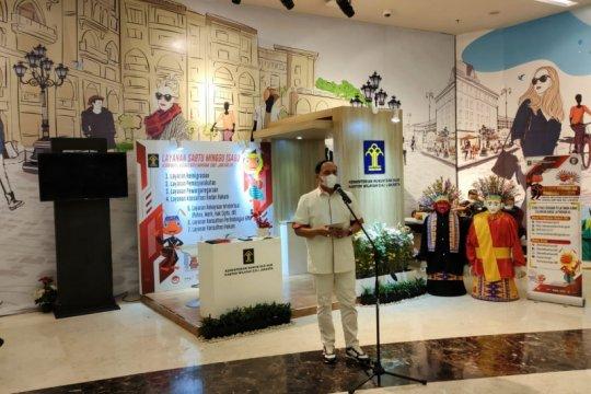 Kumham DKI buka layanan terpadu Sabtu-Minggu di Lippo Mal Kemang