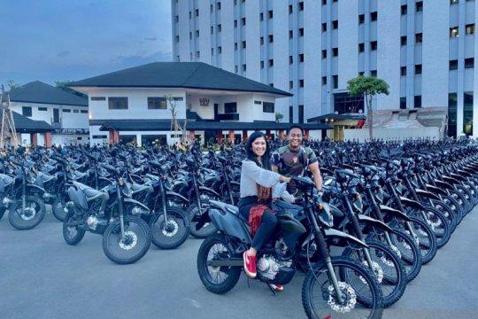 Meutya: Kendaraan dinas TNI AD bentuk apresiasi negara untuk prajurit
