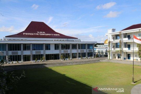 SMA Pradita Dirgantara beri beasiswa untuk anak awak KRI Nanggala-402