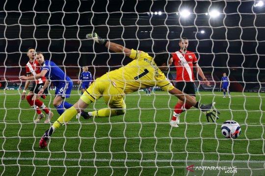 Liga Inggris: Southampton vs Leicester City berakhir imbang