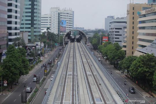 LRT Jakarta berharap integrasi tarif tingkatkan jumlah penumpang