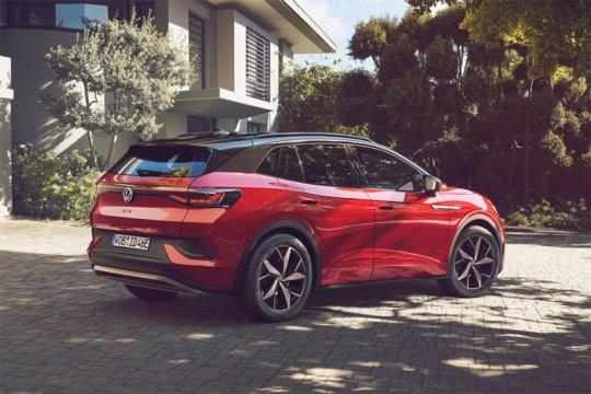 Volkswagen rilis ID.4 versi performa tinggi