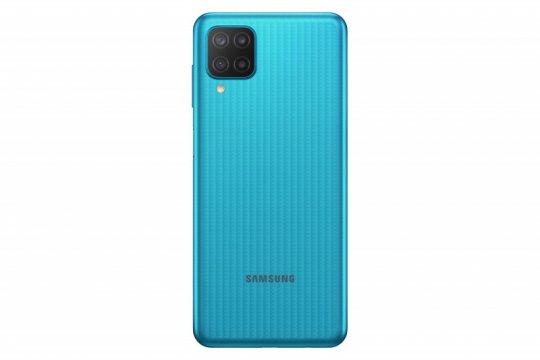 Galaxy M12 ramaikan segmen ponsel murah Samsung