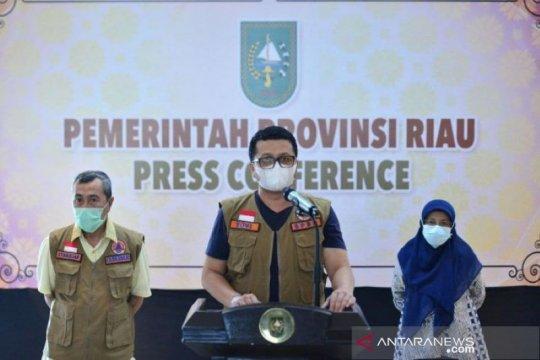 Pecahkan rekor, 16 pasien positif COVID-19 di Riau meninggal