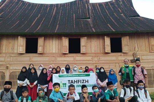 Rumah gadang berusia 100 tahun jadi tempat belajar hafiz di Agam