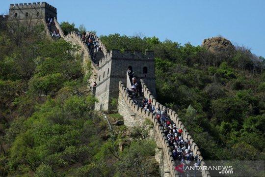 China catat 14 kasus baru COVID-19, semuanya impor