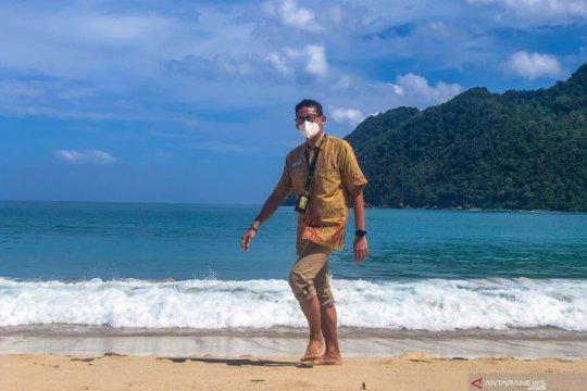 Menparekraf gagas Pantai Lampuuk Aceh untuk ajang triatlon