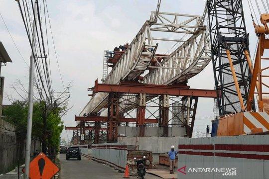 Pemerintah bangun jalan layang percepat akses ke Bandara Semarang