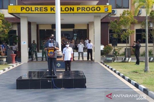 Polres Kulon Progo siapkan empat pospam dan posyan dari 6-17 Mei