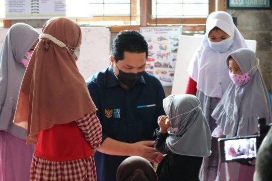 "Erick Thohir dukung nasabah dan ""Account Officer"" PNM naik kelas"
