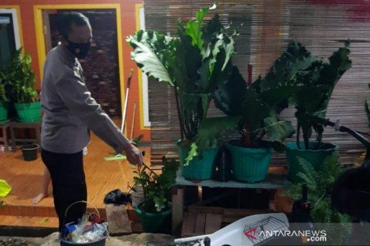 Polisi kejar pelaku pembakaran kekasihnya di Cidaun Cianjur