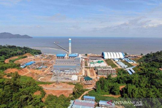 PLTU Kalbar-1 mulai beroperasi, tekan impor listrik dari Malaysia