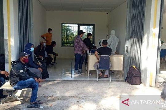 Bandara Belitung pastikan tak ada penggunaan alat uji COVID-19 bekas