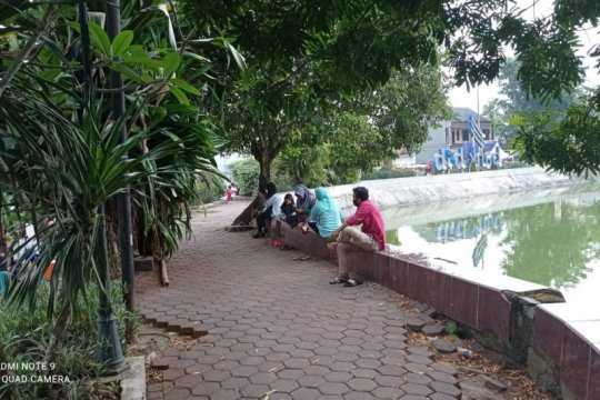 "Kawasan wisata Rancalinta Rangkasbitung lokasi favorit ""ngabuburit"""