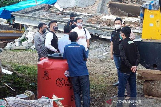 BRI bantu upaya pemulihan korban gempa di Jawa Timur