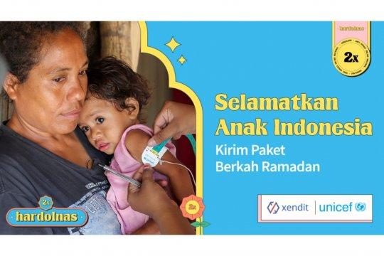 Xendit dukung UNICEF galang dana pendidikan untuk anak-anak di Papua