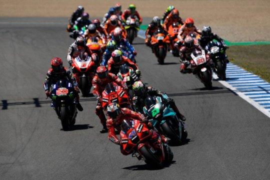 MotoGP lanjut tes ofisial di Jerez pada Senin