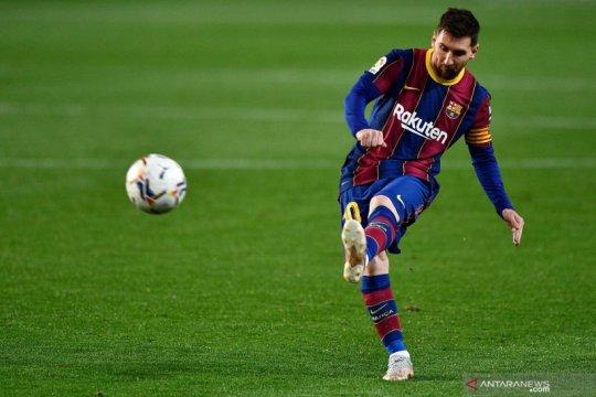 Messi dan Barcelona belum sepakati perpanjangan kontrak