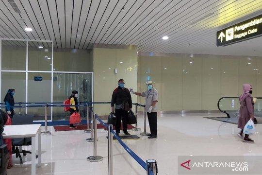 Jumlah penumpang yang datang di Bandara YIA Kulon Progo naik 58 persen