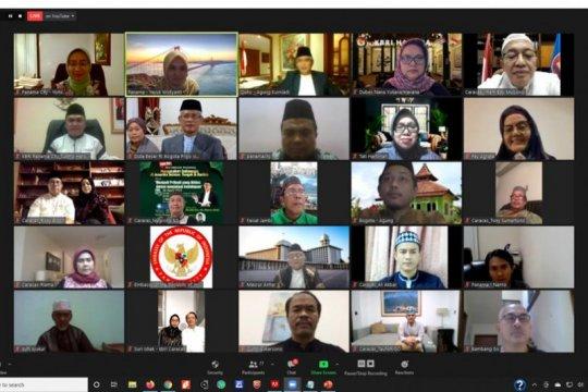 KBRI silaturahmi virtual Ramadhan dengan WNI di Amerika dan Karibia