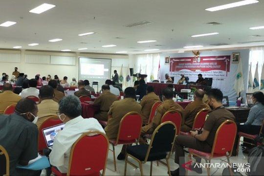 DPR RI melaksanakan rapat revisi UU Otsus di Papua Barat