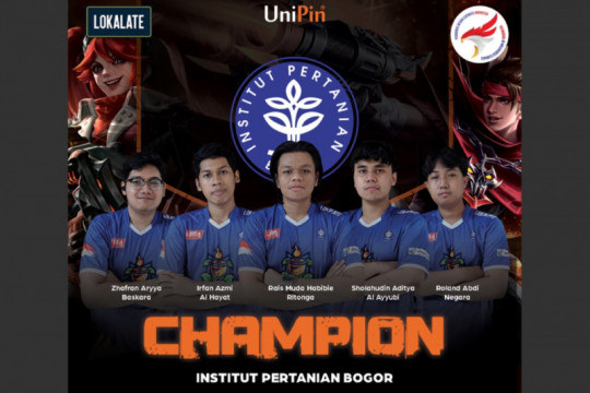 IPB puncaki turnamen Mobile Legends antar kampus SWC
