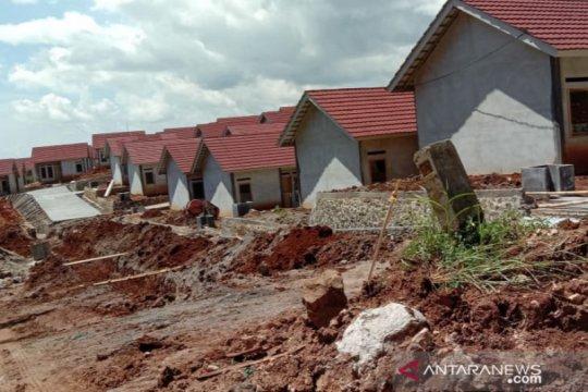 205 unit hunian bagi korban bencana awal tahun 2020 di Bogor rampung