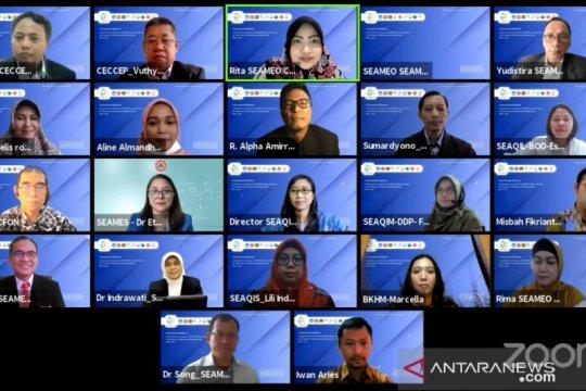 Seven SEAMEO Centre Indonesia gelar webinar internasional