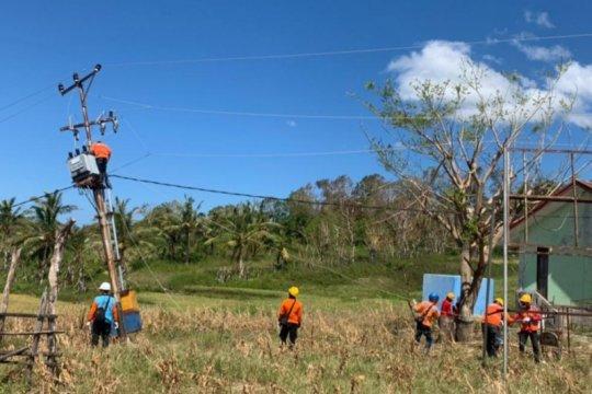 PLN NTT pulihkan pasokan listrik di Sabu Raijua
