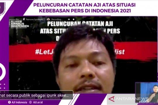 AJI catat 14 teror digital yang dialami jurnalis